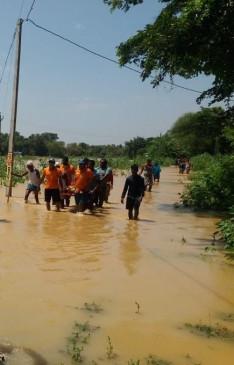 ओडिशा में भारी बारिश से 3 की मौत, 19 लाख से अधिक लोग प्रभावित
