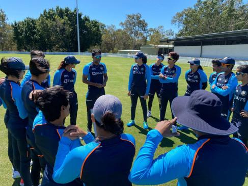 भारतीय महिला क्रिकेटरों ने ऑस्ट्रेलिया में ट्रेनिंग शुरू की