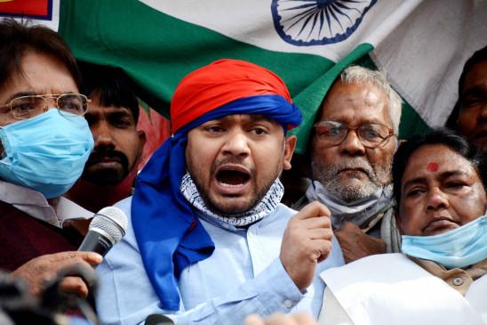 कन्हैया कुमार के कांग्रेस में शामिल होने की अटकलें तेज, सहयोगी बोले सिर्फ अफवाह