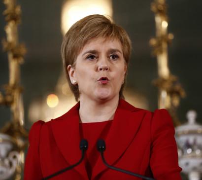 स्कॉटिश नेशनल पार्टी ने दूसरे स्वतंत्रता जनमत संग्रह पर किया विचार - bhaskarhindi.com
