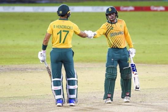 द.अफ्रीका ने श्रीलंका को 10 विकेट से हराया, 3-0 से जीती सीरीज