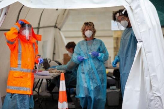 न्यूजीलैंड के ऑकलैंड शहर में मोबाइल वैक्सीन बसों की शुरूआत - bhaskarhindi.com