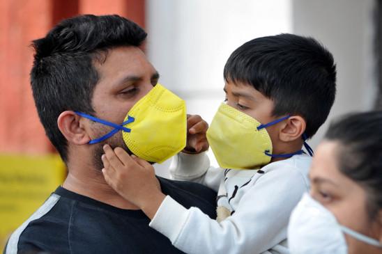 जम्मू-कश्मीर में 128 नए संक्रमितों की पुष्टि, 159 लोग हुए रिकवर