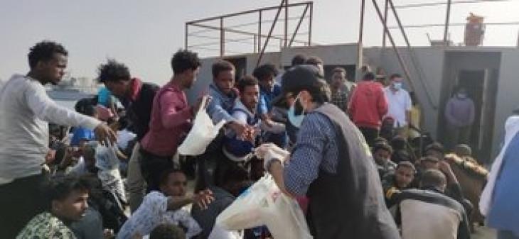 लीबिया और यूएनएचसीआर ने अवैध प्रवास, सीमा नियंत्रण पर चर्चा की - bhaskarhindi.com