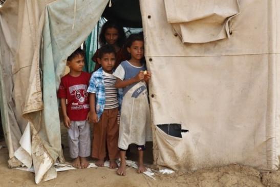 भुखमरी के कगार पर 1.6 करोड़ यमन के लोग - bhaskarhindi.com
