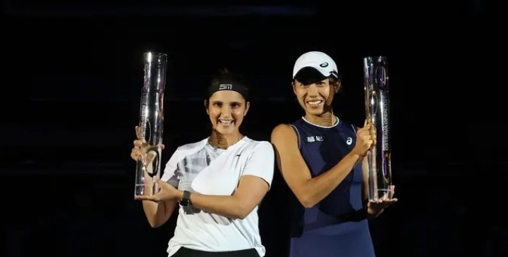 Sania wins first Ostrava Open doubles title since January 2020