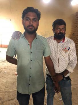 कृषि साख सहकारी समिति पिपरिया कलाँ का 11 हजार रू. की रिश्वत लेेते रंगे हांथ गिरफ्तार