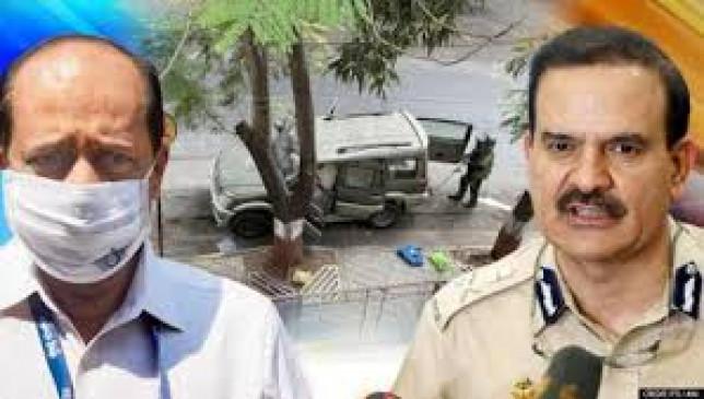 आरोपियों के संपर्क में थे पूर्व मुंबई पुलिस आयुक्त परमबीर सिंह
