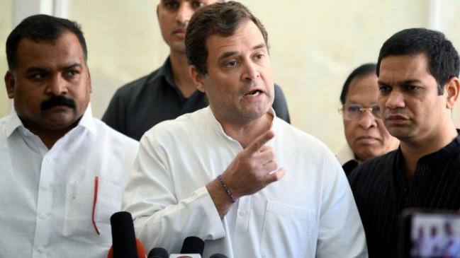 राहुल गांधी ने 6 शब्दों में CM योगी पर साधा निशना, कहा- जो नफ़रत करे, वह योगी कैसा!