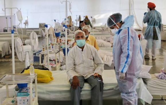 24 घंटे में मिले 24 हजार नए पॉजिटिव केस, 34 हजार में रिकवर हुए, 251 मरीजों की मौत