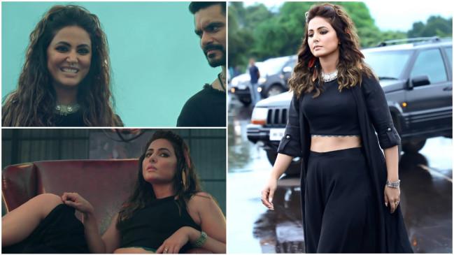 Hina Khan shares the experience of her new music video 'Main Bhi Badal'