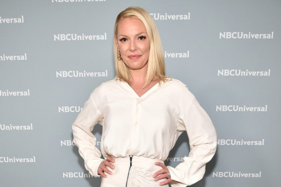 Katherine Heigl raises voice for people working behind the scenes