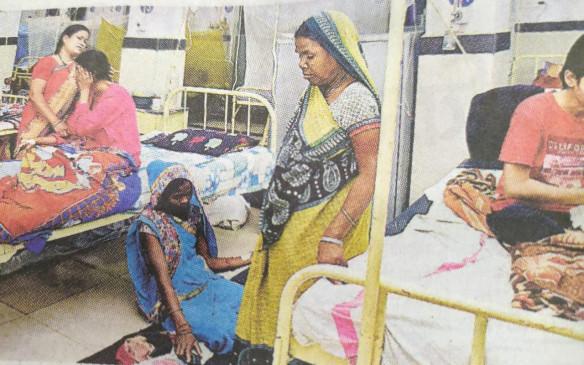डेंगू से हो रही मौत पर सरकारी रिकॉर्ड में सिर्फ पॉजिटिव-निगेटिव के आँकड़े