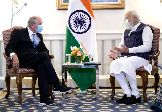 ब्लैकस्टोन का भारत में 40 बिलियन डॉलर का निवेश, 5G पर काम करेगी क्वालकॉम, ए़डॉब ने कहा- भारतीय लोग हमारे लिए सबसे बड़ी संपत्ति - bhaskarhindi.com