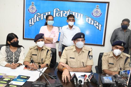 पुलिस ने अब तक 482 प्रकरण में ऑनलाइन मध्यस्थता करके कराया समाधान