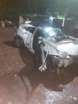 दो युवतियों की मौत, आरोपी कार चालक गिरफ्तार