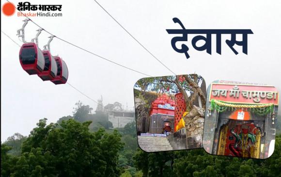 देवास जिले में अब तक 889.07 मिलीमीटर औसत वर्षा दर्ज!