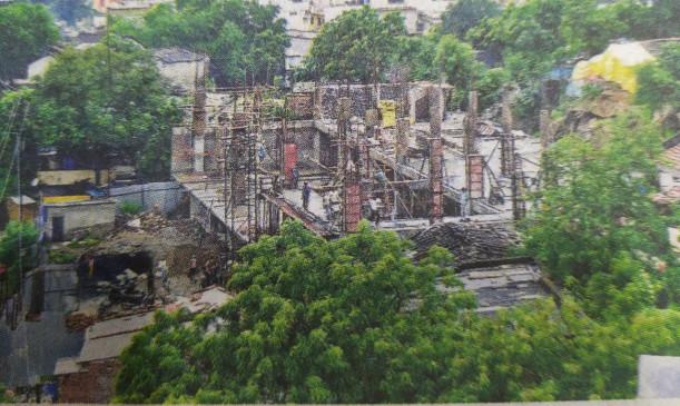 जबलपुर की श्वासनलिका को नष्ट करने में जुटे भू-माफिया