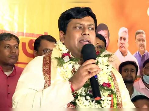 भवानीपुर में टिबरीवाल की होगी जीत: मजूमदार