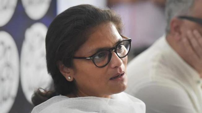 तृणमूल कांग्रेस ने सुष्मिता देव को राज्यसभा के लिए नॉमिनेट किया