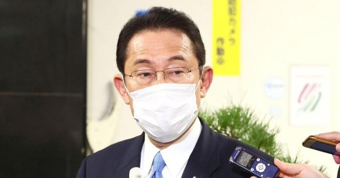 जापान के प्रधानमंत्री ने लिया कोविड रोगियों के लिए चिकित्सा प्रणाली को मजबूत करने का संकल्प