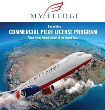 कमशिर्यल पायलट लाइसेंस लेने का ख्वाब रखने वाले पायलटों को माईफ्लेज  हौसलों की उड़ान के लिए बनाता है सशक्त