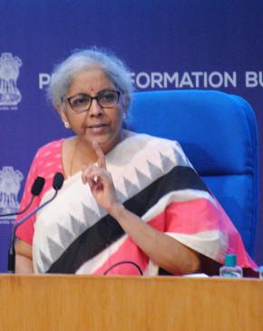 वित्त मंत्री  सीतारमण ने वाशिंगटन डीसी में एफएमसीबीजी की बैठक में  लिया भाग