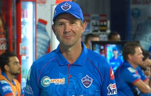 पोंटिंग ने हार के लिए पावरप्ले में खराब बल्लेबाजी को दोष दिया