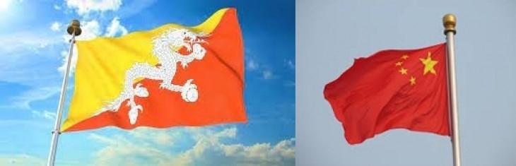 Three-stage roadmap agreement between China and Bhutan, China said India should not express its stand on MoU | चीन भूटान के बीच हुआ  तीन-चरणीय रोडमैप समझौता,चीन ने कहा एमओयू पर अपना रुख न जताए भारत – Bhaskar Hindi