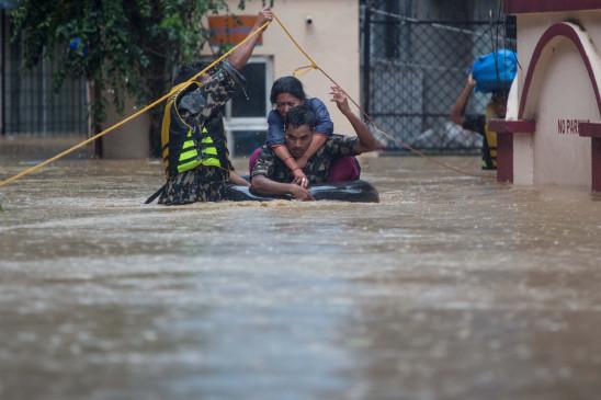 बाढ़ और भूस्खलन से 48 की मौत, 31 लापता - bhaskarhindi.com