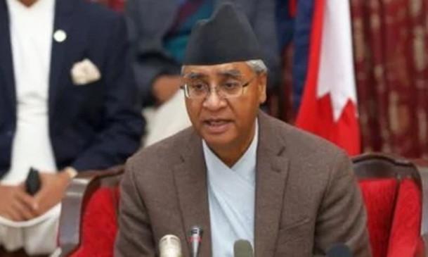 पीएम देउबा ने 100 दिनों में काठमांडू की विदेश नीति में किया बदलाव, पड़ोसियों से अच्छे संबंधों पर जोर - bhaskarhindi.com
