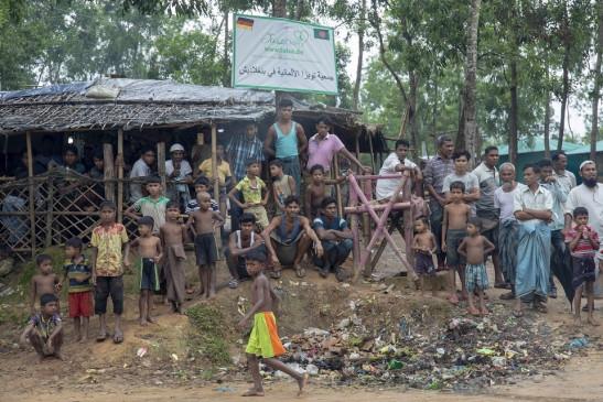 प्रतिद्वंद्वी रोहिंग्या गुटों के बीच संघर्ष में 7 की मौत - bhaskarhindi.com