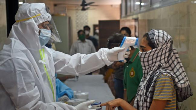 कोरोना संक्रमण के 9 हजार 445 नए मामले दर्ज, 84 मरीजों की मौत