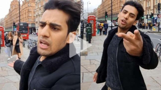 पाकिस्तान के 'मारो मुझे मारो' कहने वाले शख्स का नया वीडियो हो रहा है वायरल, जाने ऐसा क्या है खास! - bhaskarhindi.com