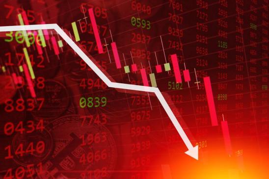 गिरावट पर बंद हुआ बाजार, सेंसेक्स 360 अंक नीचे, निफ्टी भी लुढ़का