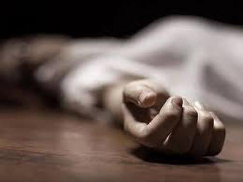 बेटे से मिलने आए पिता की मौत, मजदूर मृत