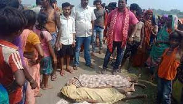 नालंदा में धनायन नदी में डूबकर चार बच्चियों की मौत