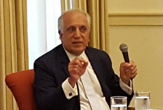 अफगानिस्तान के लिए अमेरिका के शीर्ष प्रतिनिधि खलीलजाद ने दिया इस्तीफा - bhaskarhindi.com