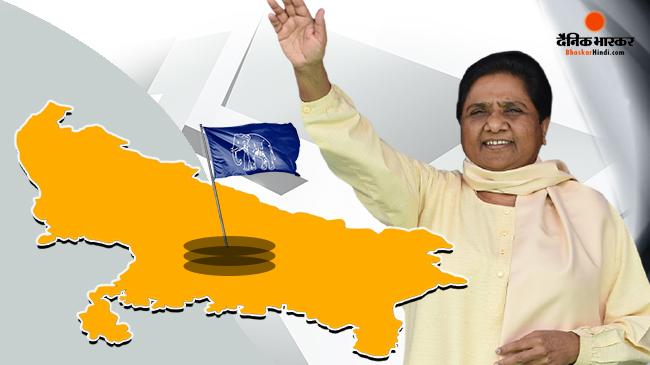 चुनाव पूर्व सर्वेक्षण में मायावती को बड़ा झटका, मिला वोट बैंक घटने का संकेत!