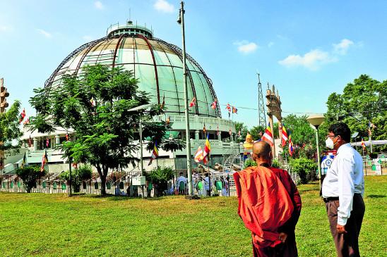 दीक्षाभूमि पर अनुयायियों की सुविधा के लिए मनपा सुसज्ज